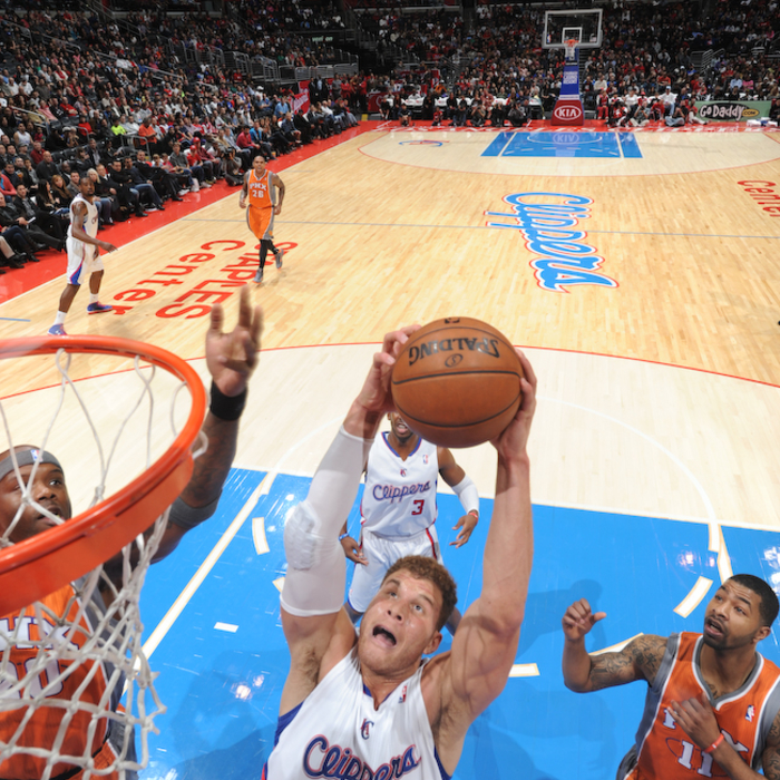 Photos for Clippers vs. Suns 12/8/12 - 1