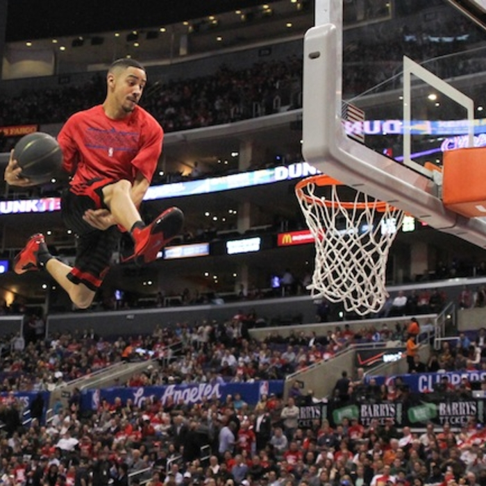 Clippers Dunk Team 2013-14