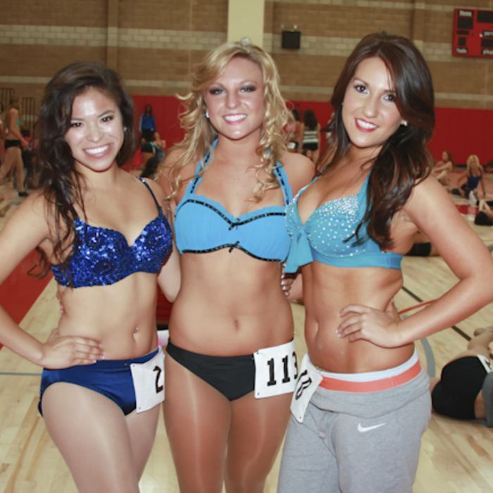 Spirit Auditions - July 9, 2011