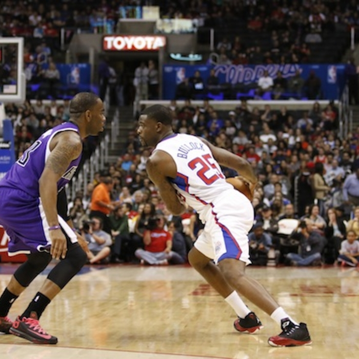 Clippers vs. Kings   10/25/2013