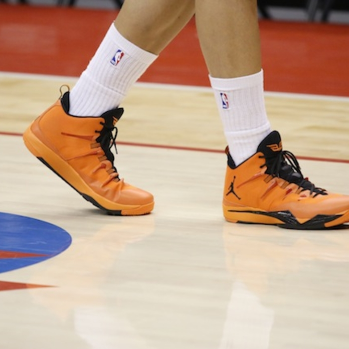 Clippers Kicks: Halloween Edition 10/31/2013