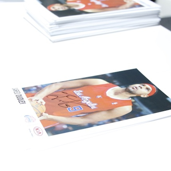 Ryan Hollins & Jared Dudley Appearance   11/22/2013