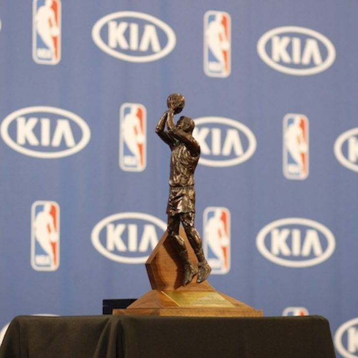 Jamal Crawford's Kia Sixth Man Award Ceremony