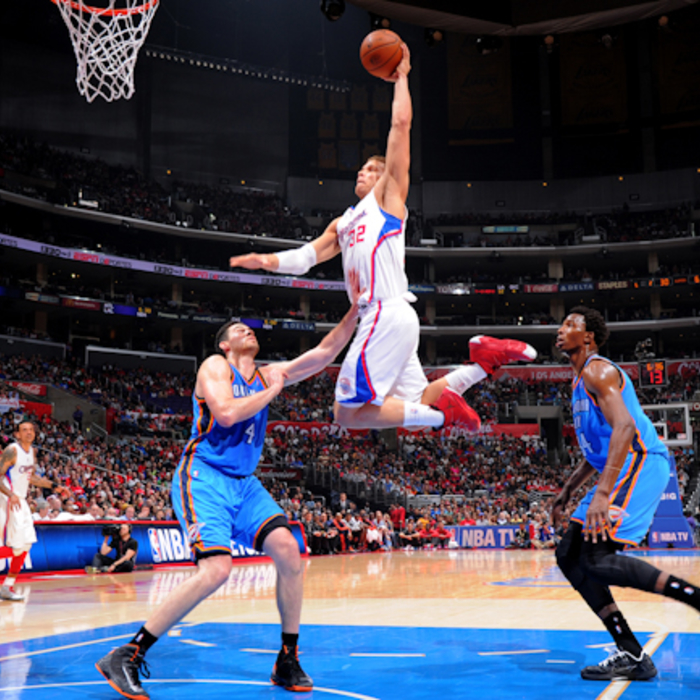 Photo from Clippers vs. Thunder - 3/3/2013