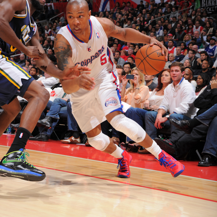 Game images from Clippers vs. Jazz - 2/23/2013 - 1