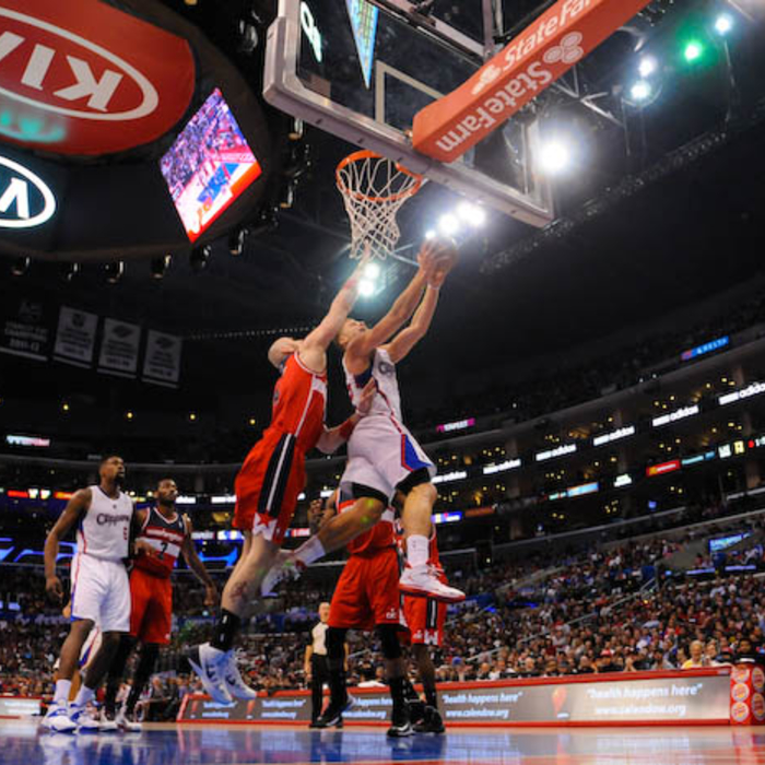 Game Action Photos - Clippers vs. Wizards