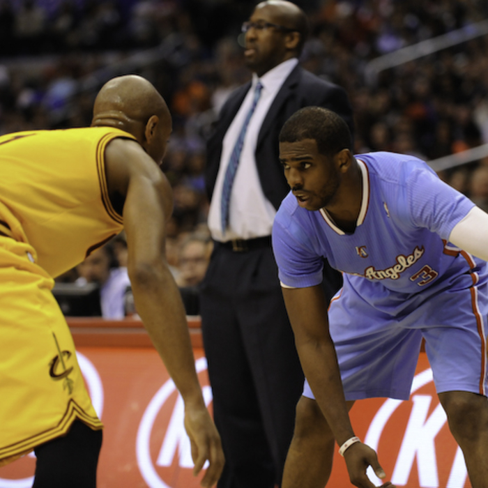 In-Game Action Photos: Clippers vs. Cavaliers   3/16/14