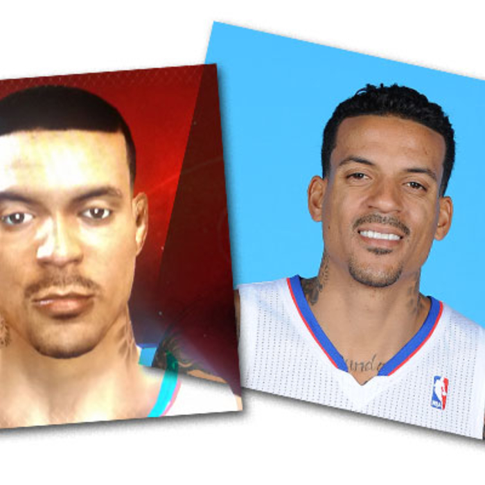 Clippers in NBA2K13