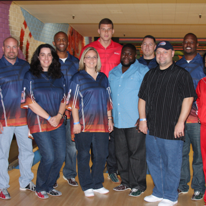 LACF Charity Basketbowl Challenge - 3/27/11