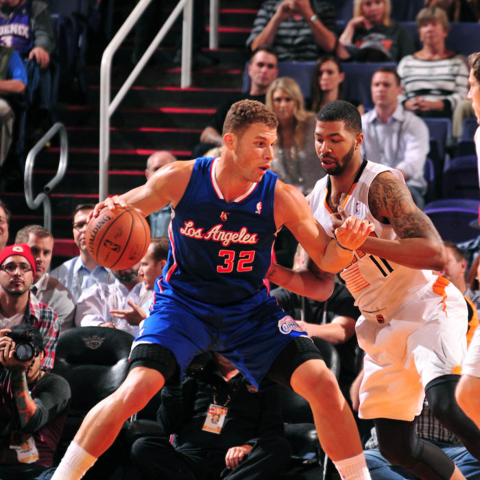 Blake Griffin | Western Conference Player of the Month Gallery