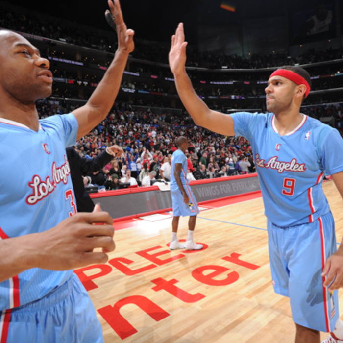 Clippers Back in Blue Gallery | 2013-14 Season