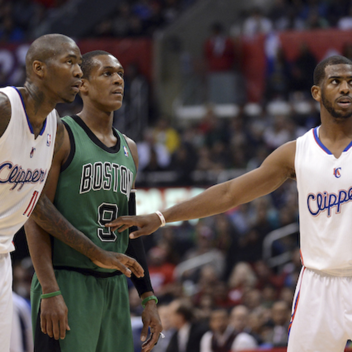 Photo from Clippers vs. Celtics - 12/27/12