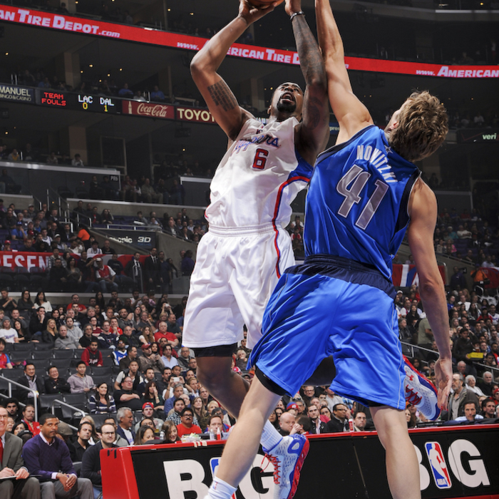 Photo from Clippers vs. Mavericks - 1/9/13