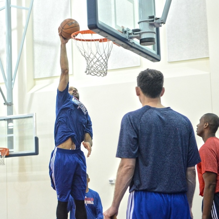 Photos from the Clippers pre-draft workouts on June 20, 2013