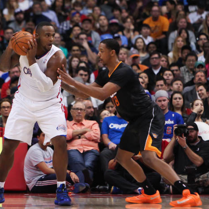 In-Game Action Photos: Clippers vs. Suns | 3/10/14