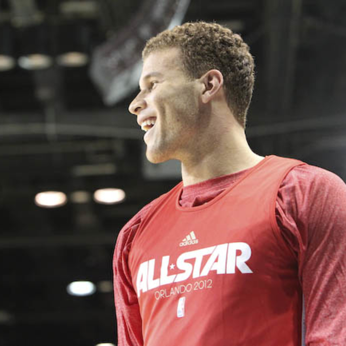 Blake Griffin - 2012 All-Star Game Photos