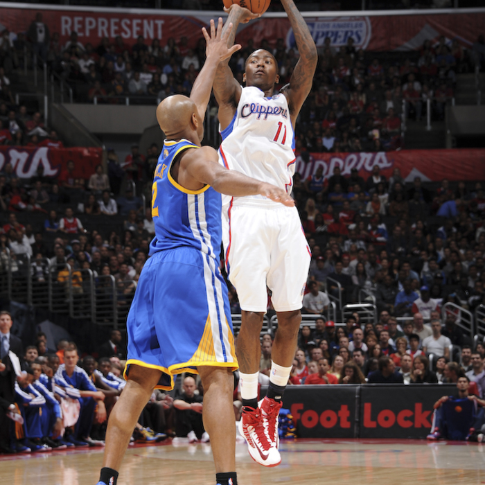Clippers vs. Warriors - 11/3/12