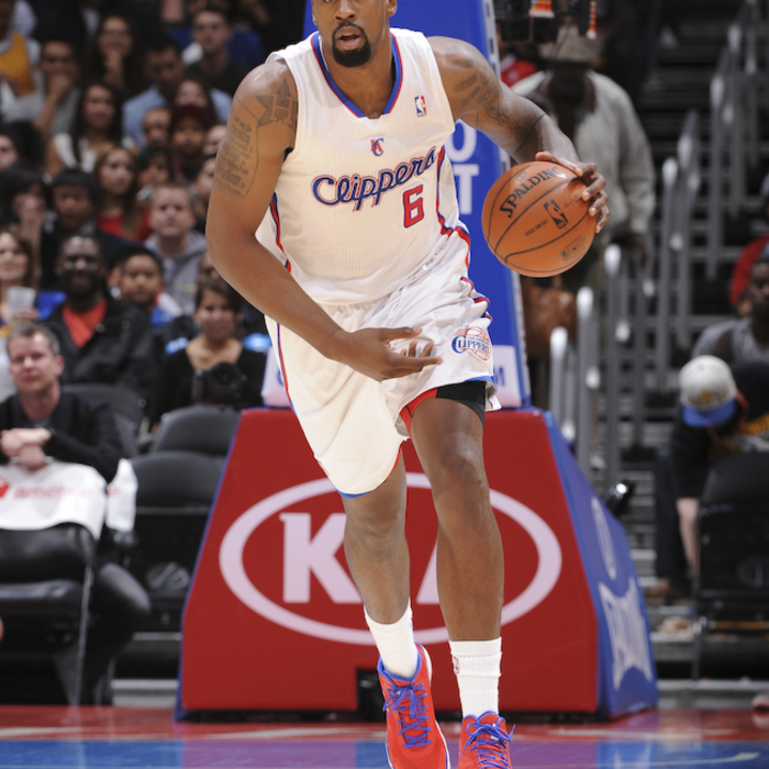 Photo from Clippers vs. Warriors - 1/5/13