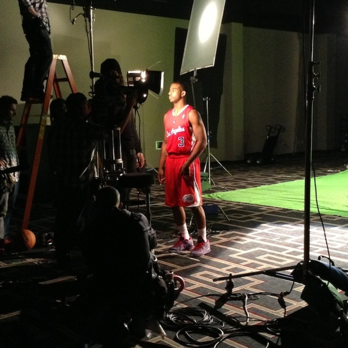 All-Star 2014   Behind-the-Scenes   Day 1