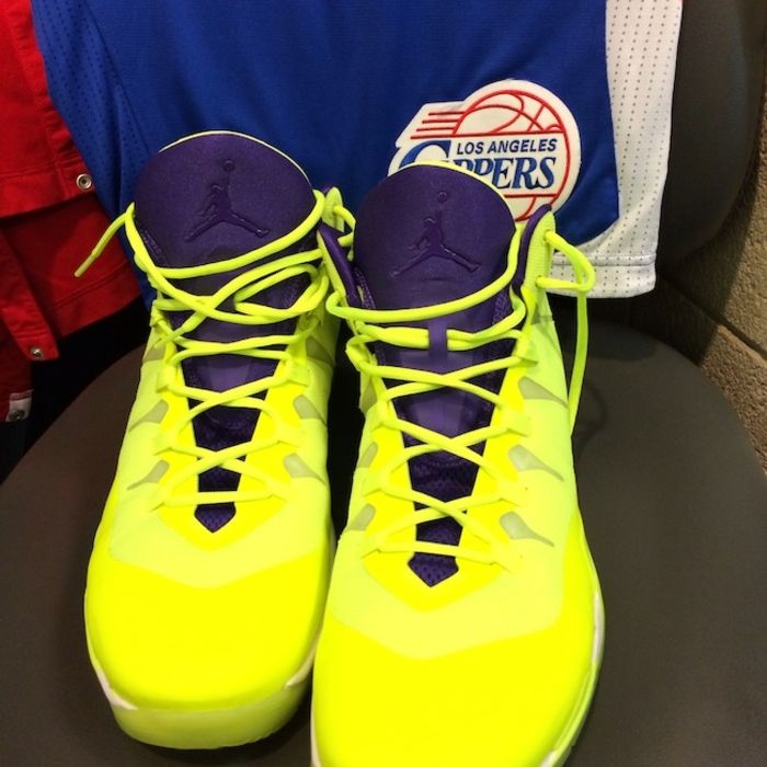 Clippers Kicks | Mardi Gras Shoes