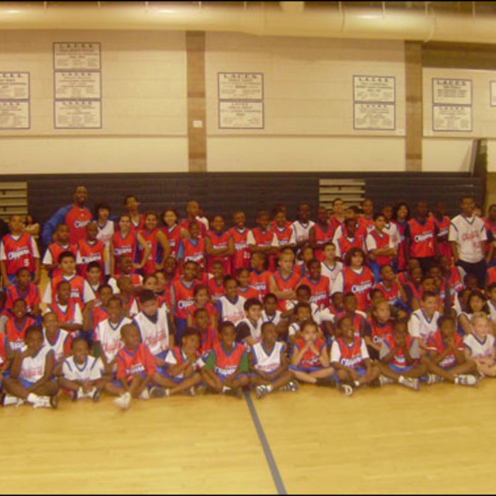Jr. Clippers Clinic - 1/9/10