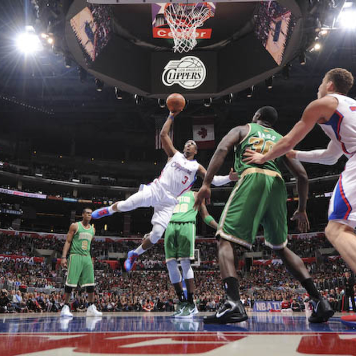 Clippers vs Celtics 3/12/12