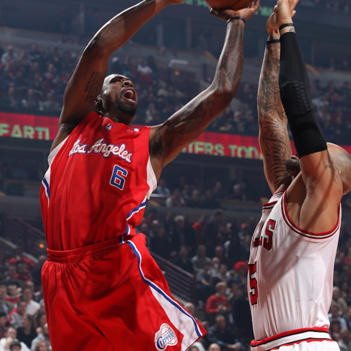 Photos for Clippers vs. Bulls - 12/11/12 - 1