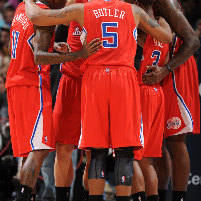 Photo from Clippers vs. Nuggets - 1/1/13