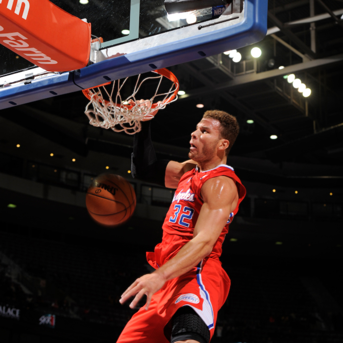 Photos for Clippers vs. Pistons - 12/17/12 - 1