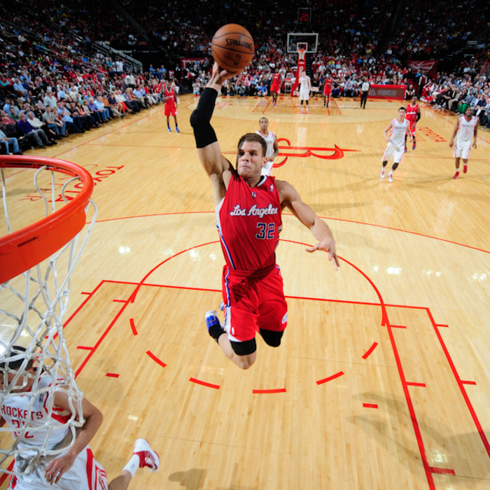 Photo of Clippers vs. Rockets - 3/30/13