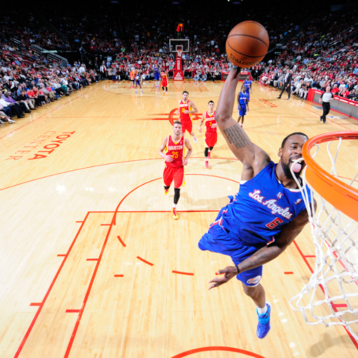 Clippers vs. Rockets - 3/29/14