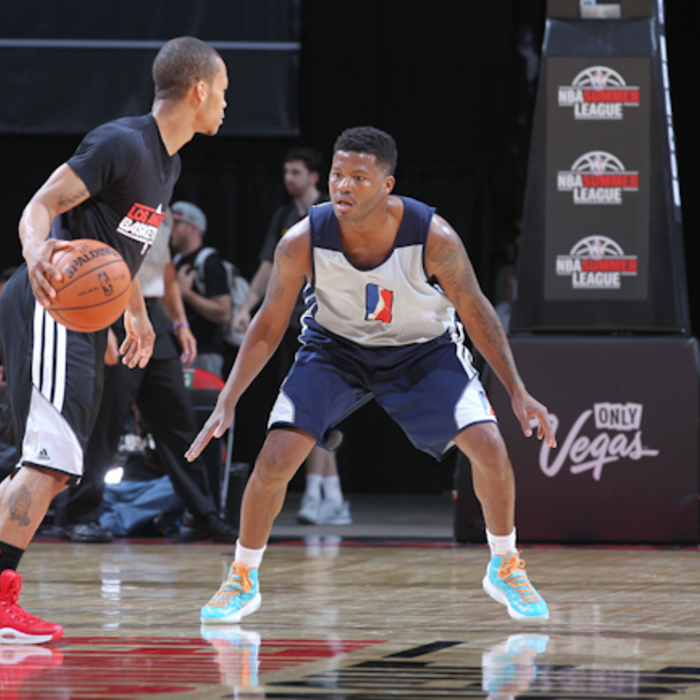 Photo from NBA Summer League: Clippers vs. NBA D-League on 7/14/13