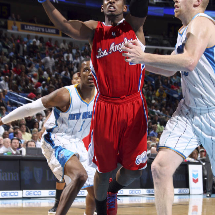 Clippers vs Hornets - 3/22/12