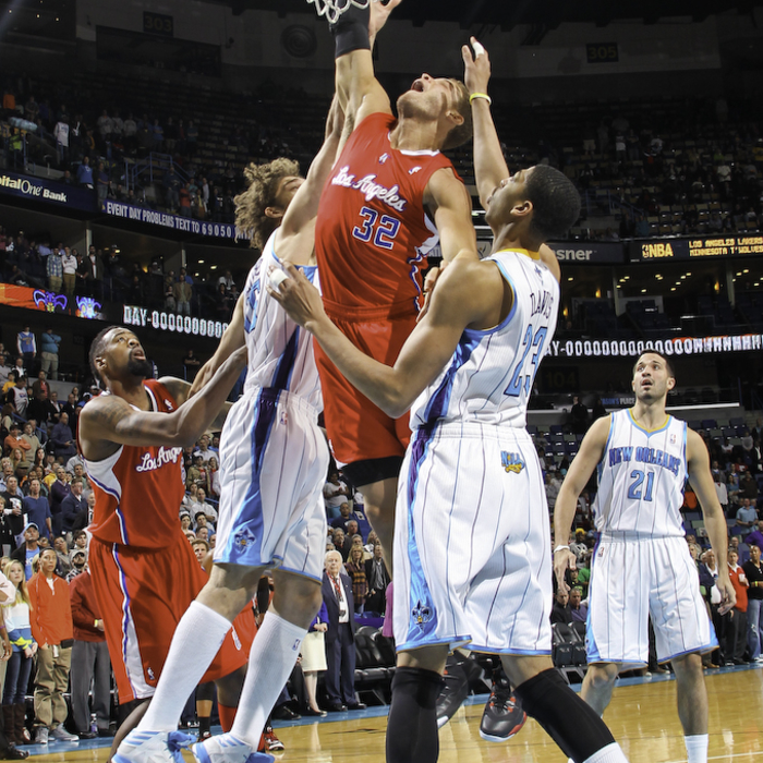 Photo from Clippers vs. Hornets - 3/27/13