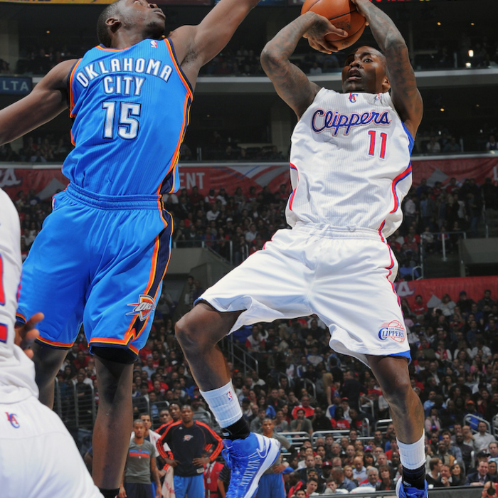Photos from LAC vs OKC - 1/22/13 - 1