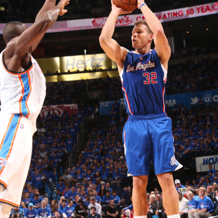 Game 1: Clippers vs. Thunder | 5/5/14
