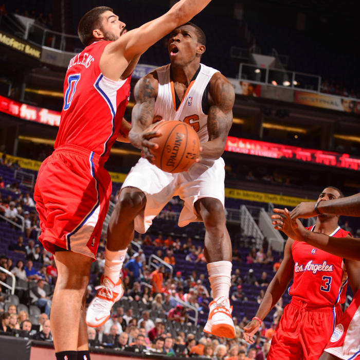 Clippers vs. Suns - 10/15/13