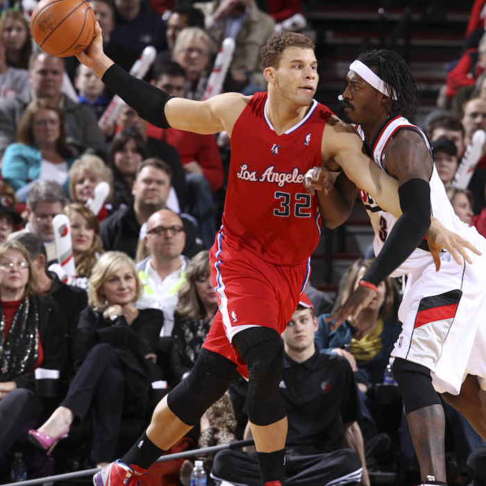 Clippers vs. Trail Blazers - 2/16/12