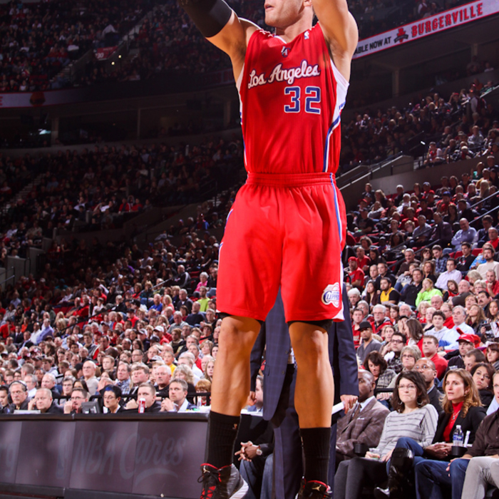 Clippers vs. Trail Blazers - 11/8/12