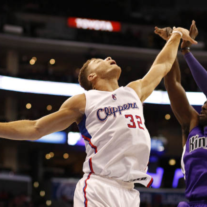 Clippers vs. Kings | 11/23/2013