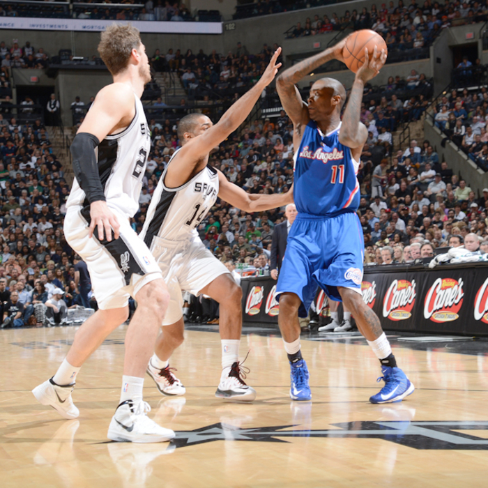 Photo from Clippers vs. Spurs - 3/29/13