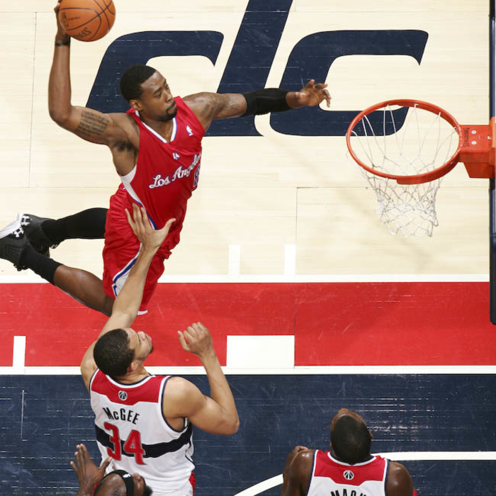 Clippers vs. Wizards - 2/4/12