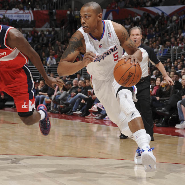 Clippers vs. Wizards - 2/15/12