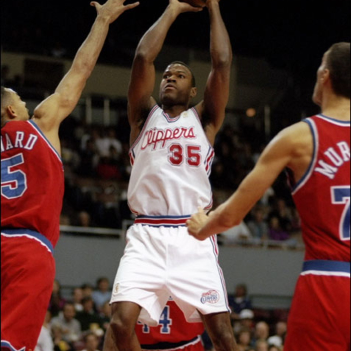 Clippers History: 1996-97