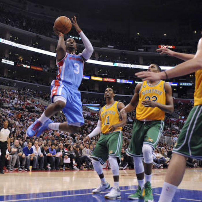 Clippers vs. Grizzlies - 1/26/12