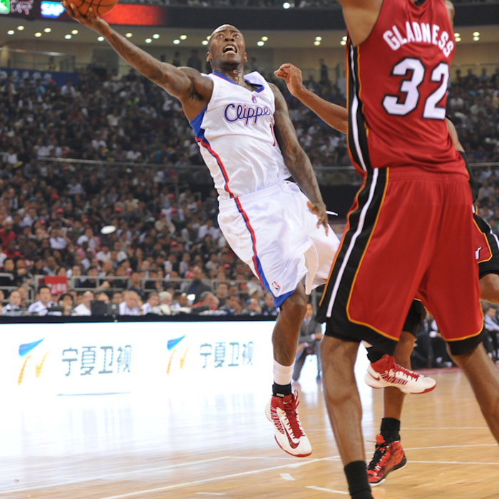 Clippers vs. Heat - Beijing, China