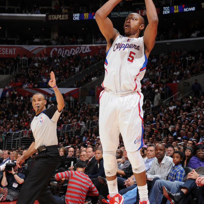 Clippers vs. Heat - 11/14/12