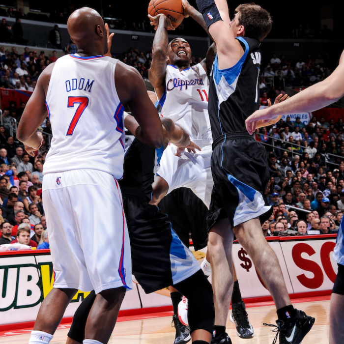 Clippers vs. Timberwolves - 11/28/12