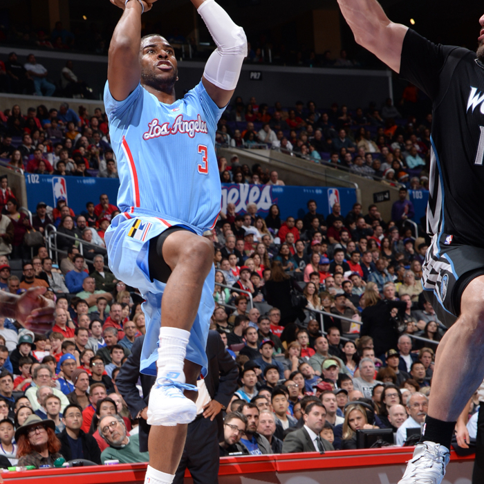 Clippers vs. Timberwolves - 12/22/13