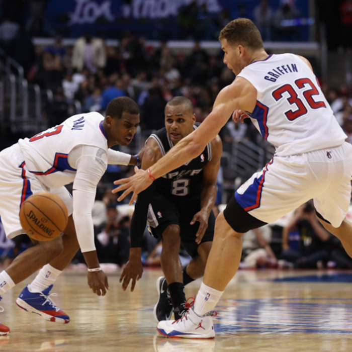 Chris Paul and Blake Griffin Named to 2014 All-NBA Team